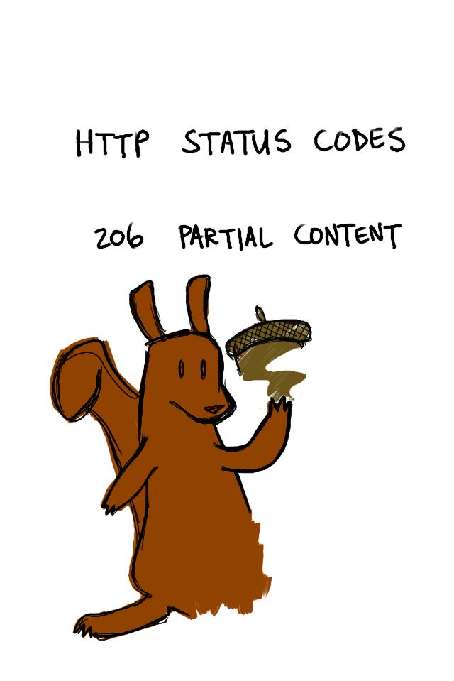 HTTP 206 Partial Content