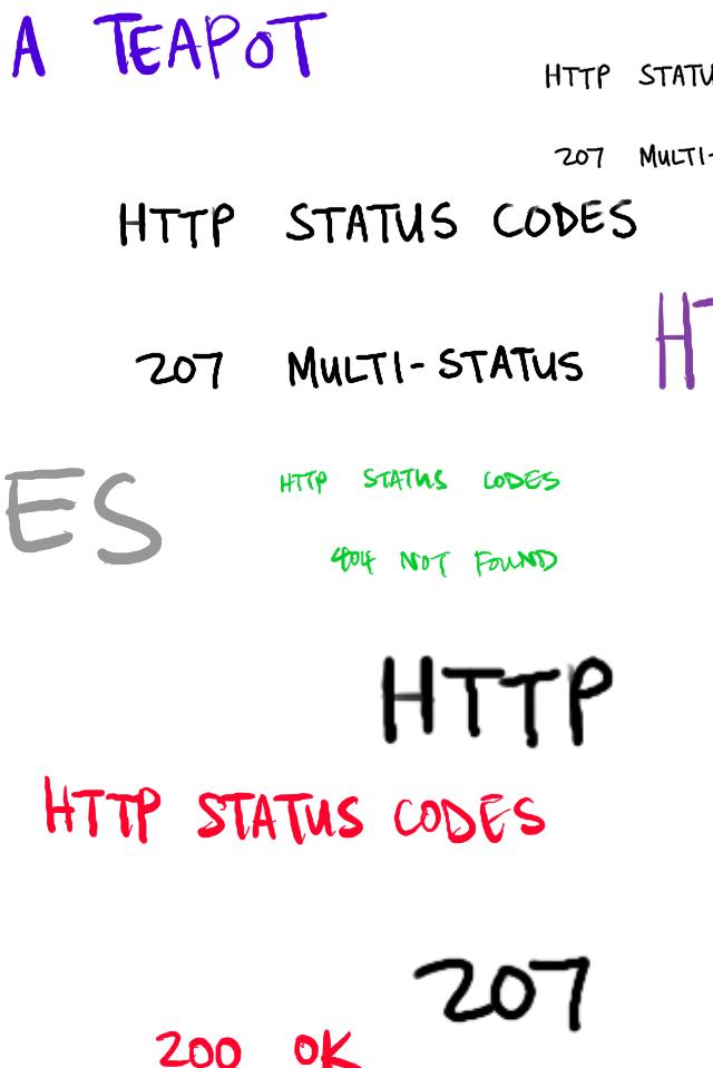 HTTP 207 Multi-Status