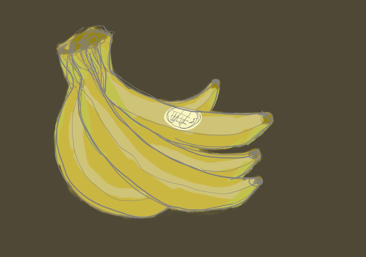 i hate bananas