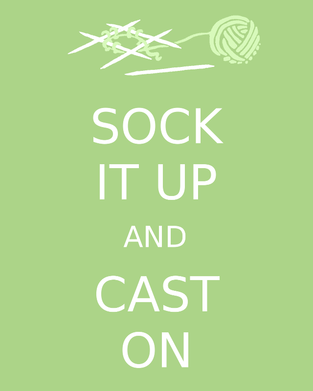 the same advice applies for that second sock