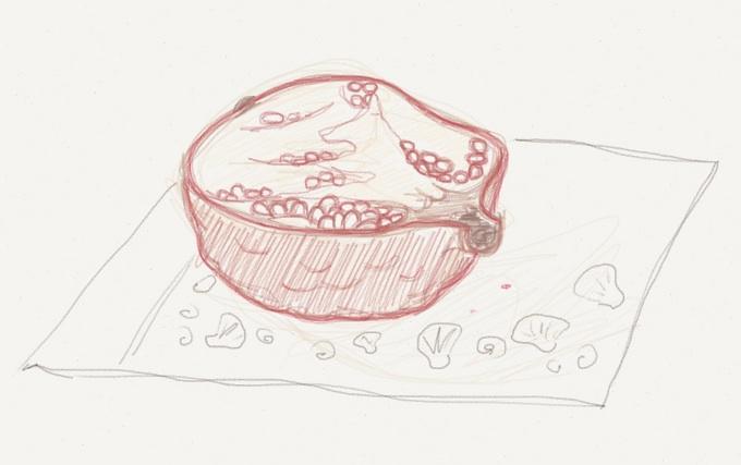 pomegranates do not burp