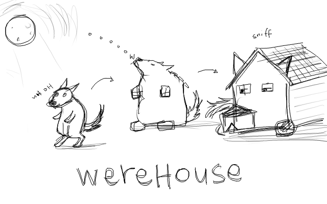 this is not a cold-storage werehouse. no sir.