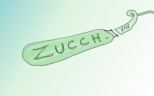 let zucchini bread season begin!